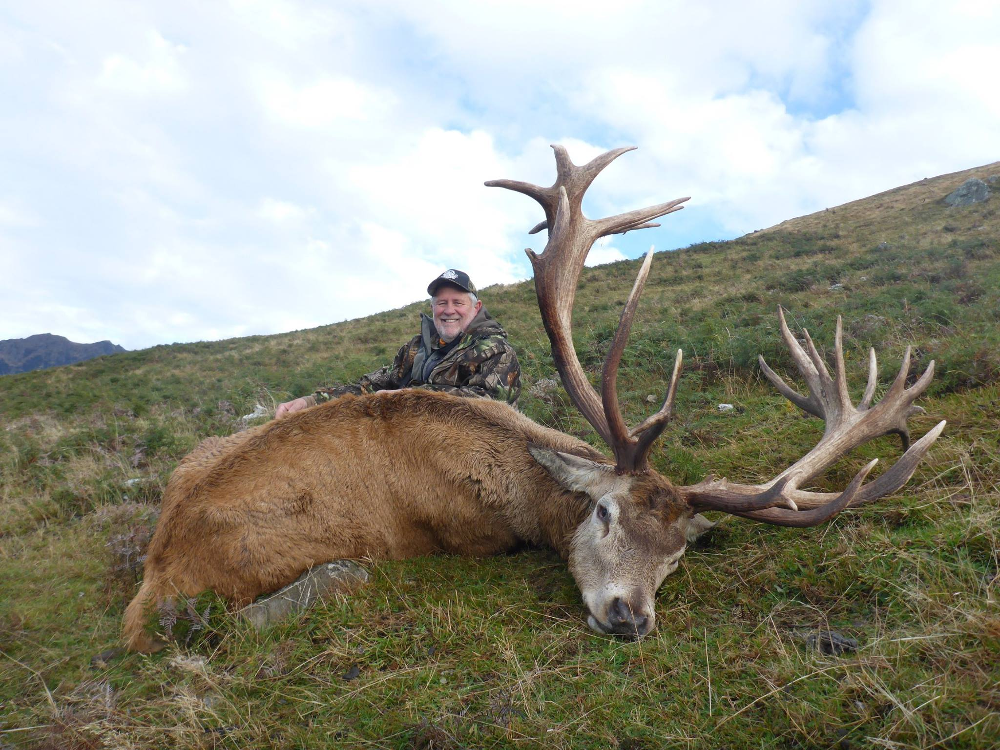 2018 Red Stag, Tahr, & Chamois | New Zealand | ONLY 2 SPOTS LEFT!