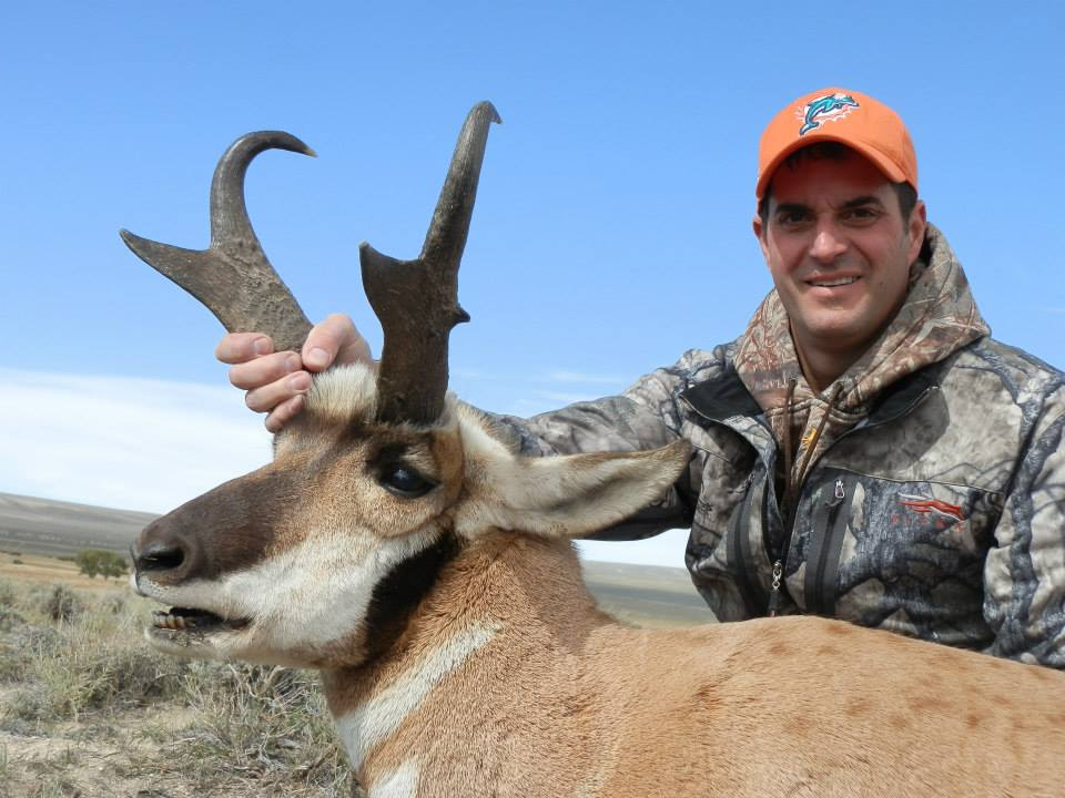 South Central Wyoming Antelope