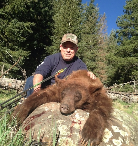 Western Black Bear - NM & AZ