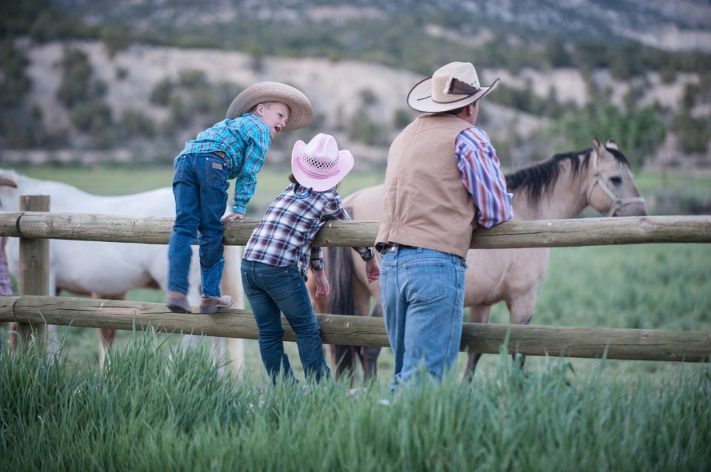 Dude Ranch Family Getaway