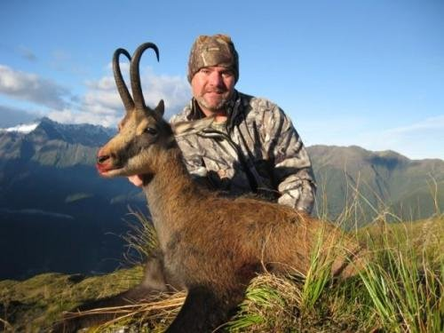 New Zealand | Stag, Tahr, & Chamois